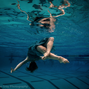 Bodies in Motion: Underwater