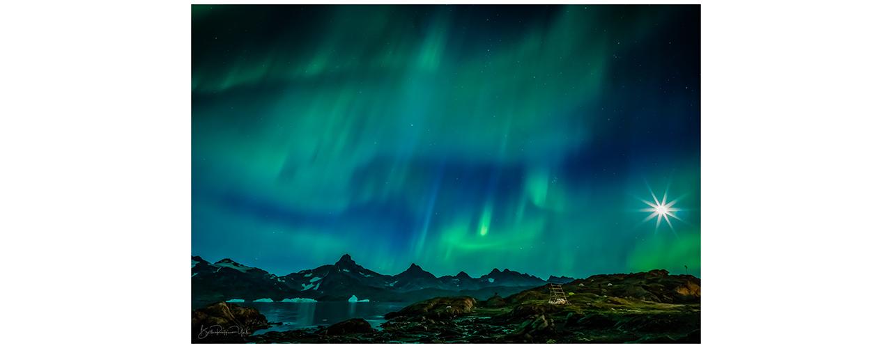 Aurora w moonbanner