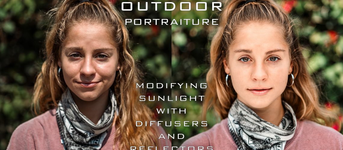 outdoor portrait